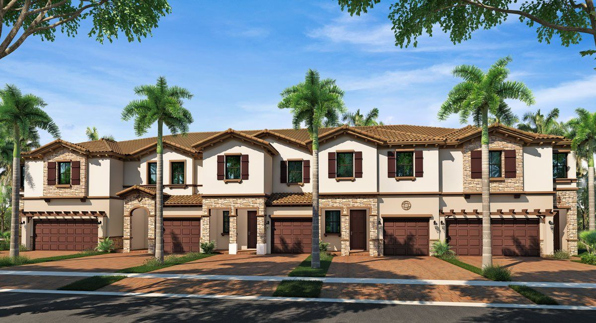 Multi Family for Sale at Ashton Parc - Evergreen 4014 Allerdale Place Coconut Creek, Florida 33073 United States