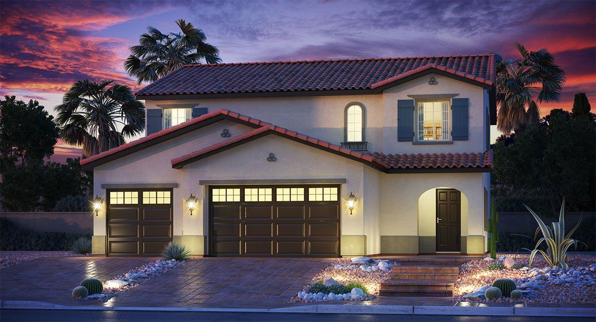 North Creek New Homes In Las Vegas NV By Lennar