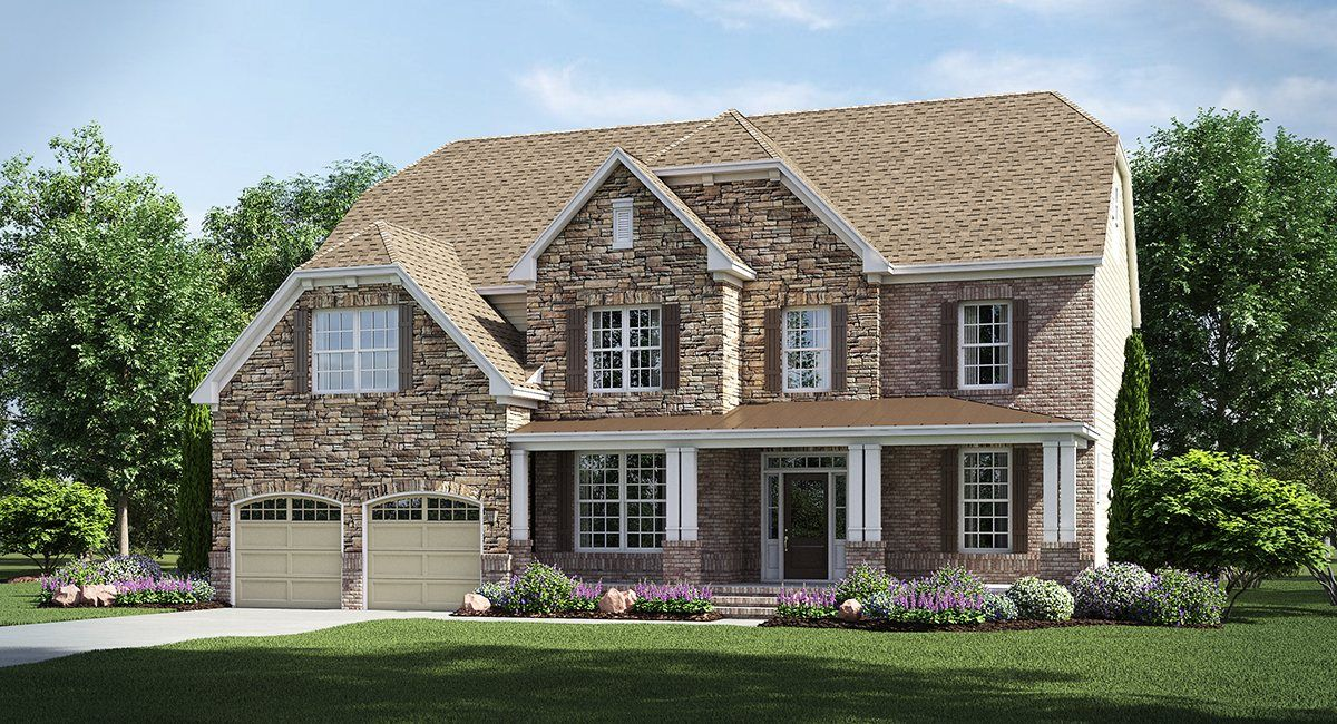 Single Family for Sale at Waterford Hall - Harrison Basement 10985 Alabaster Drive Davidson, North Carolina 28036 United States