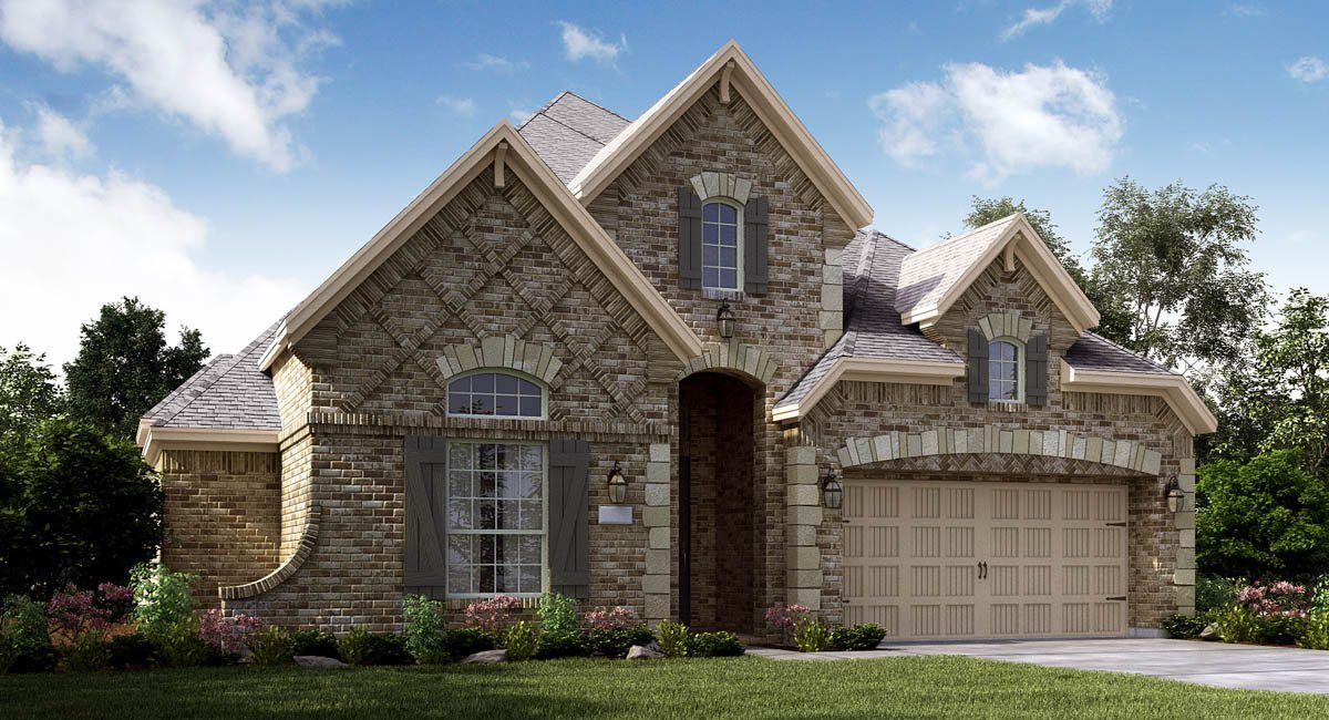 Heartland Collection New Homes In Pearland Tx By Village