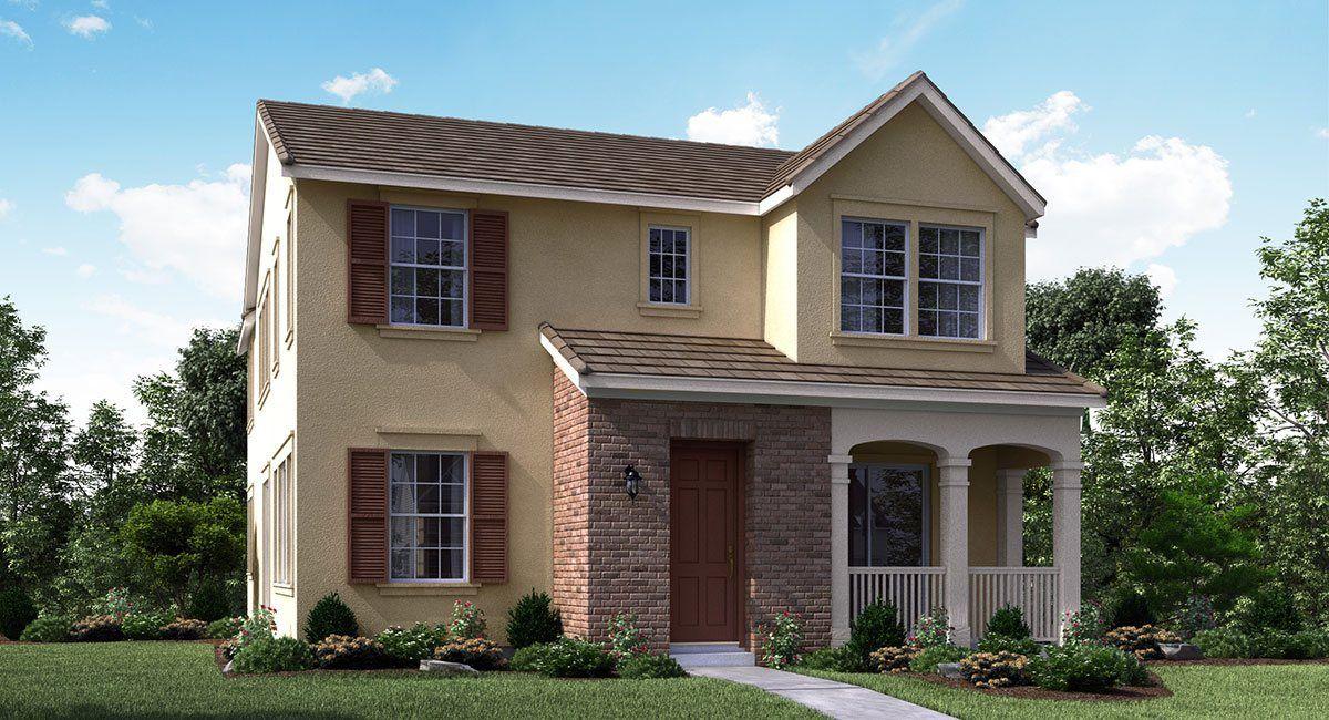 Single Family for Sale at West Creek : Aria - Residence Three 24355 Verdugo Circle Valencia, California 91354 United States