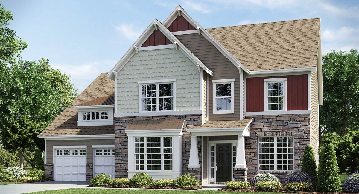 Lennar Waterside At The Catawba Waterside Traditions