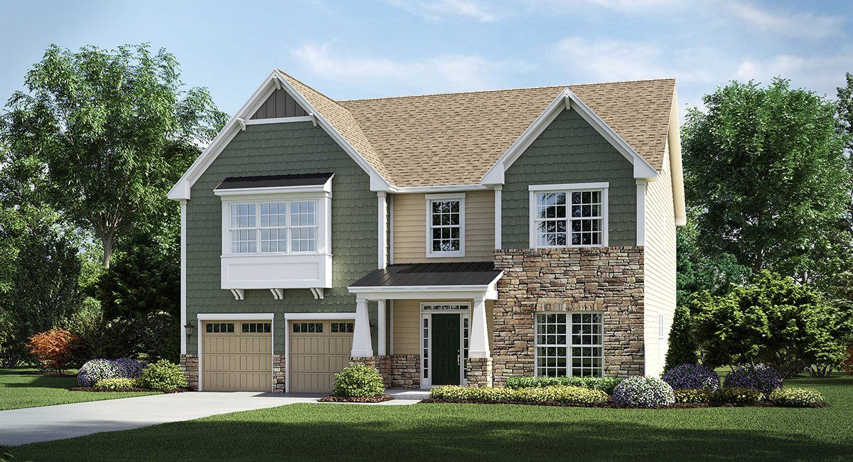 Single Family for Sale at Waterford Hall - Roosevelt 10985 Alabaster Drive Davidson, North Carolina 28036 United States