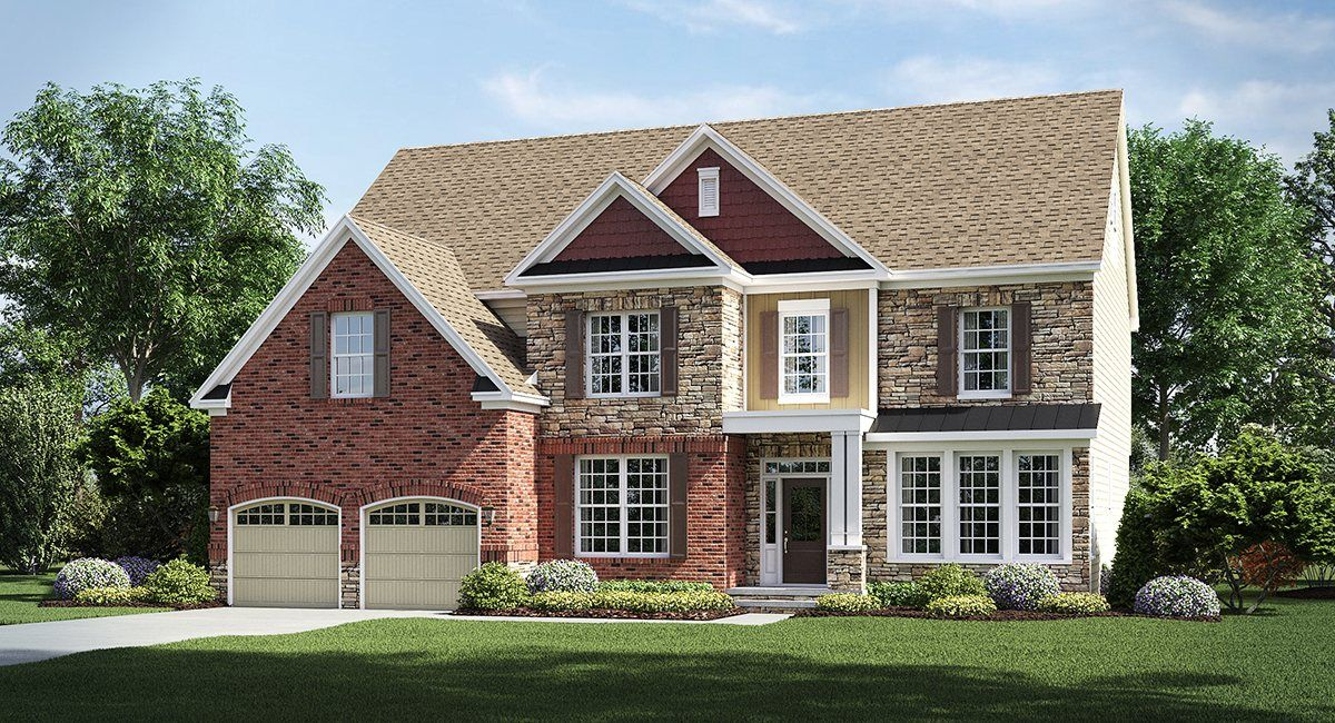 Single Family for Sale at Waterford Hall - Harrison 10985 Alabaster Drive Davidson, North Carolina 28036 United States
