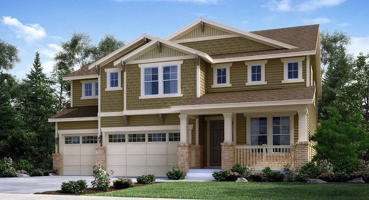 Single Family for Active at Silverleaf 14248 Forest Street Thornton, Colorado 80602 United States