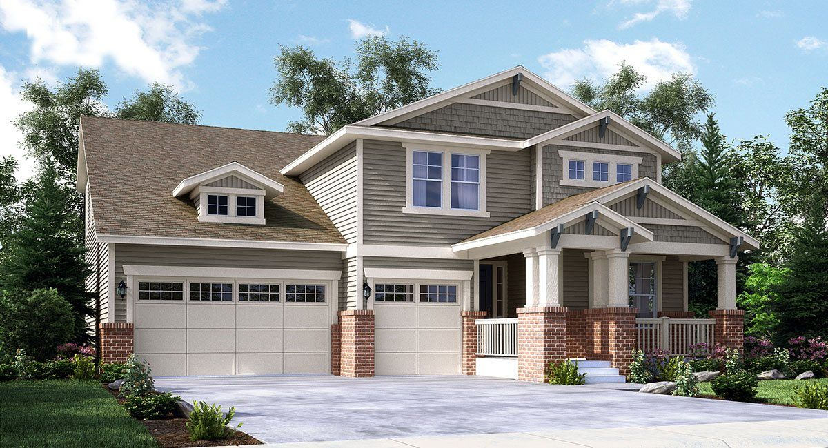 Single Family for Active at Lewis Pointe: The Grand Collection - Peyton 14062 Grape Street Thornton, Colorado 80602 United States