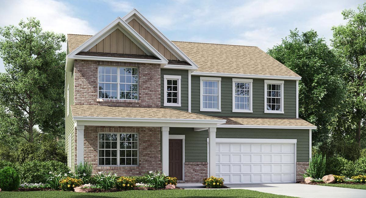 Lennar southern trace traditions hadley 1105830 for Traditions charlotte nc