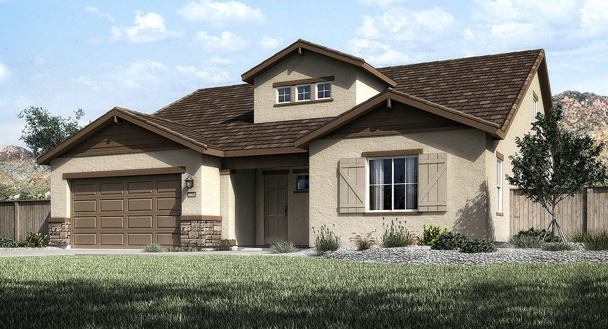 Single Family for Active at Wintercreek At Somersett - The Lucchese 1888 Scott Valley Road Reno, Nevada 89523 United States