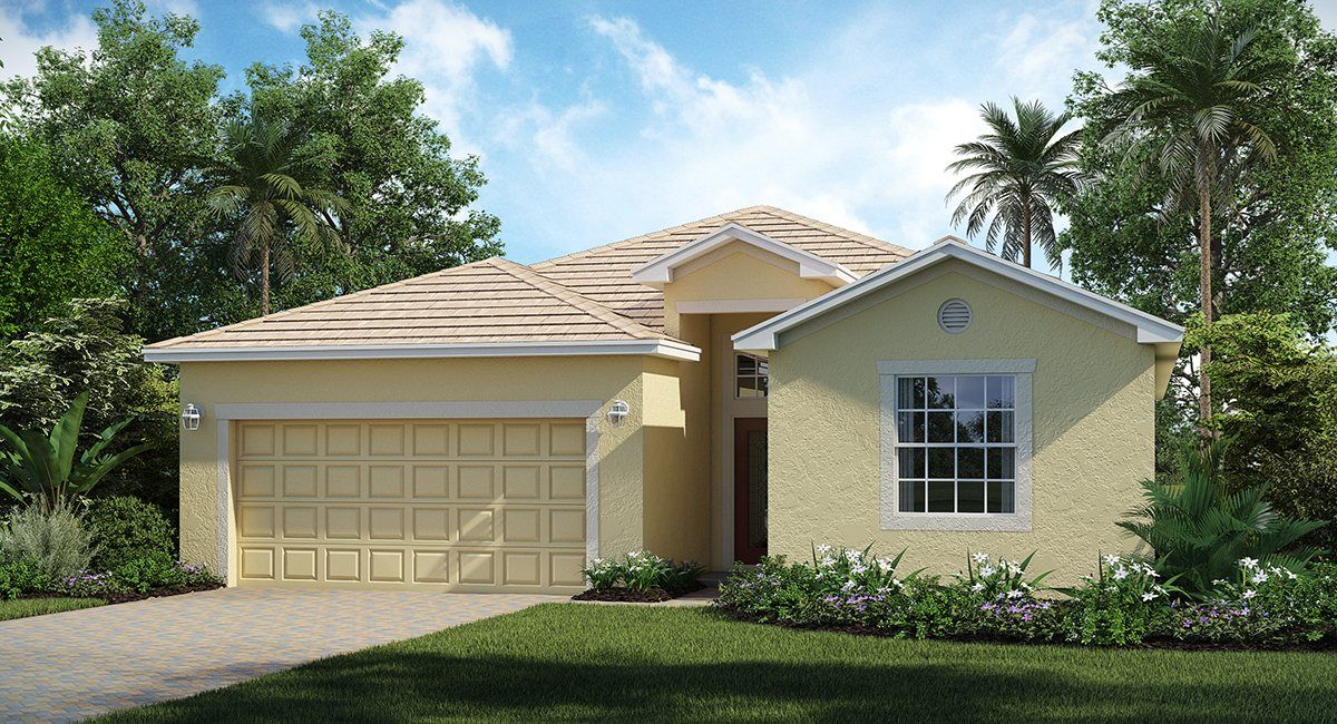 Single Family for Sale at Villas At Charleston Park: Executive Homes - Trevi 4880 Grand Cypress Blvd. North Port, Florida 34287 United States