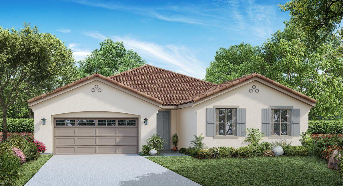 Single Family for Sale at Menifee Hills - Residence Two 29105 Nectarine Street Menifee, California 92584 United States