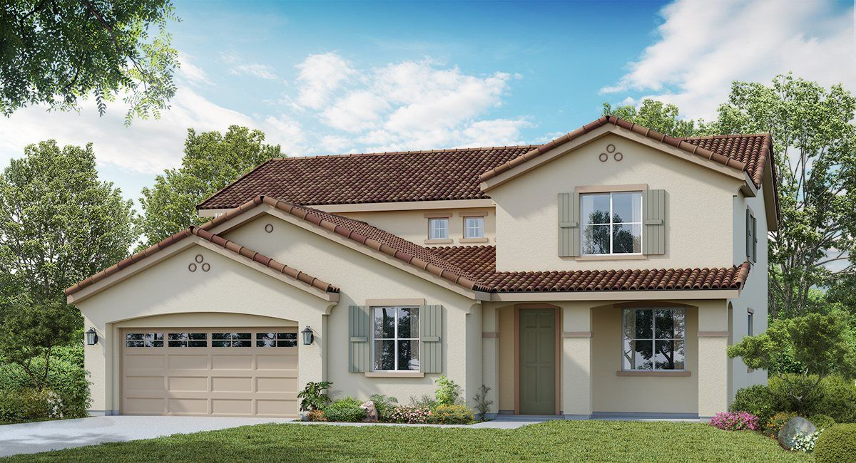 Single Family for Sale at Menifee Hills - Residence Five 29105 Nectarine Street Menifee, California 92584 United States
