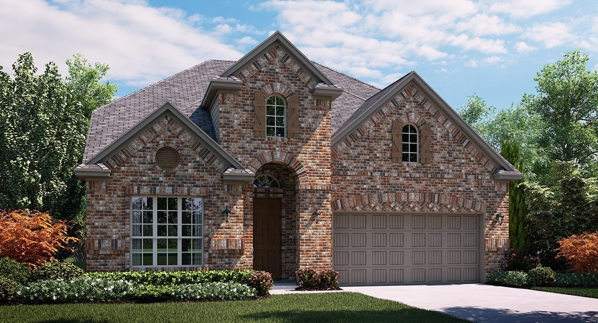 Single Family for Sale at Wyndale Meadows - Mackenzie 351 Long Meadow Way Lewisville, Texas 75056 United States