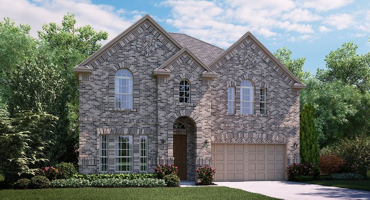 Single Family for Sale at Wyndale Meadows - Bryson 351 Long Meadow Way Lewisville, Texas 75056 United States