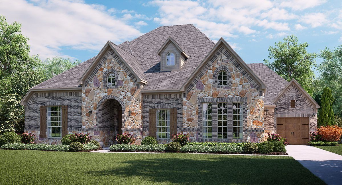 Single Family for Sale at Waters Edge : Masters - Augusta 9606 Clubhouse Circle Rowlett, Texas 75089 United States