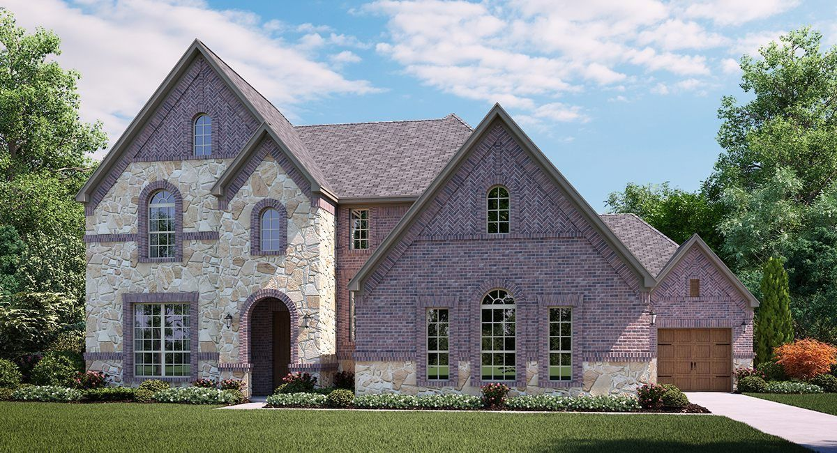 Single Family for Sale at Waters Edge : Masters - Muirfield 9606 Clubhouse Circle Rowlett, Texas 75089 United States