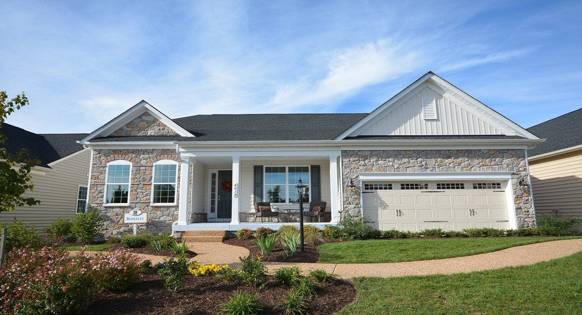 Single Family for Active at Berkeley 3705 Teagan Court Williamsburg, Virginia 23188 United States