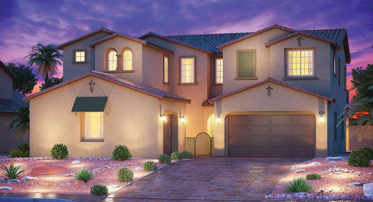 Single Family for Active at Aventine - Ambrosia Next Gen 1138 Pandora Canyon Street Henderson, Nevada 89052 United States