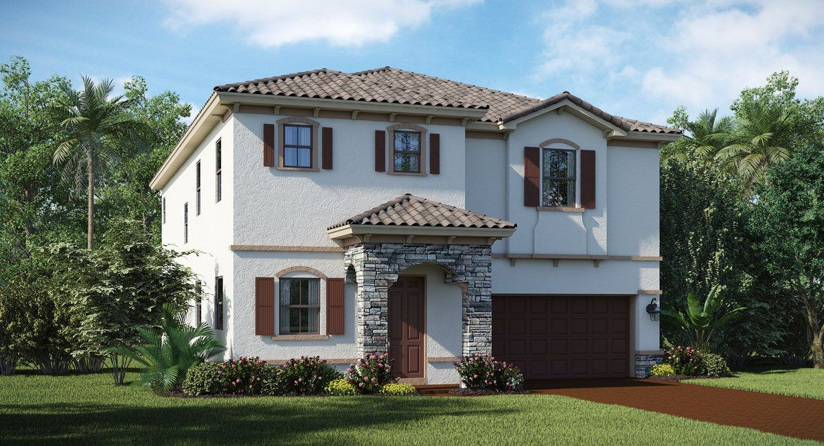 Single Family for Sale at Bonterra Estates - Palmdale 3567 West 94th Terr. Hialeah, Florida 33018 United States