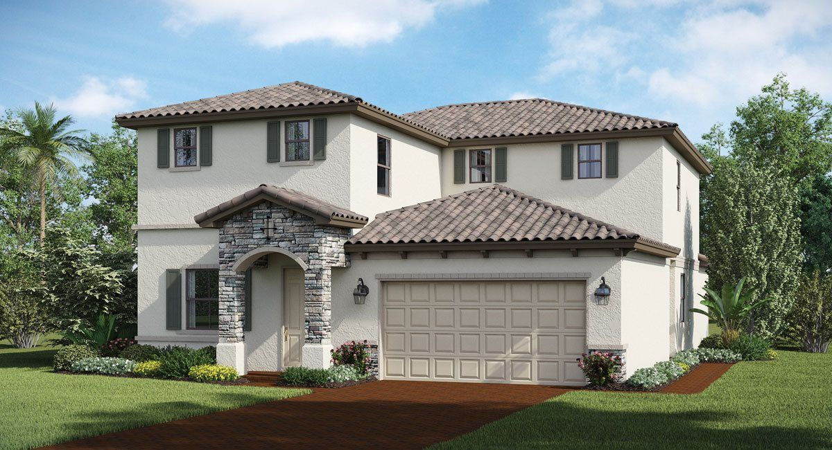 Single Family for Sale at Bonterra Estates - Rochester 3567 West 94th Terr. Hialeah, Florida 33018 United States