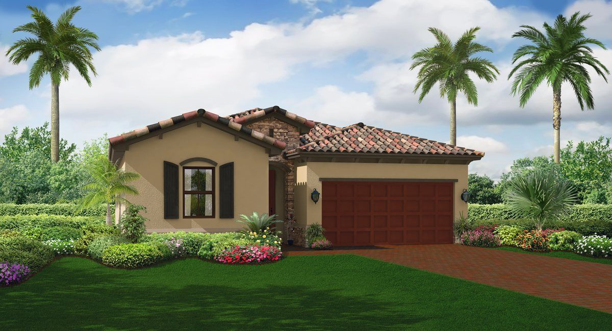 Vineyards Mallorca New Homes In Homestead Fl By Lennar