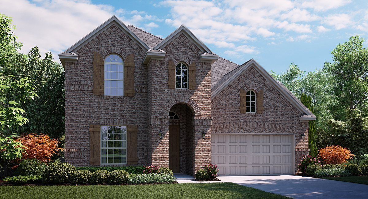 Single Family for Sale at Wyndale Meadows - Livingstone 351 Long Meadow Way Lewisville, Texas 75056 United States