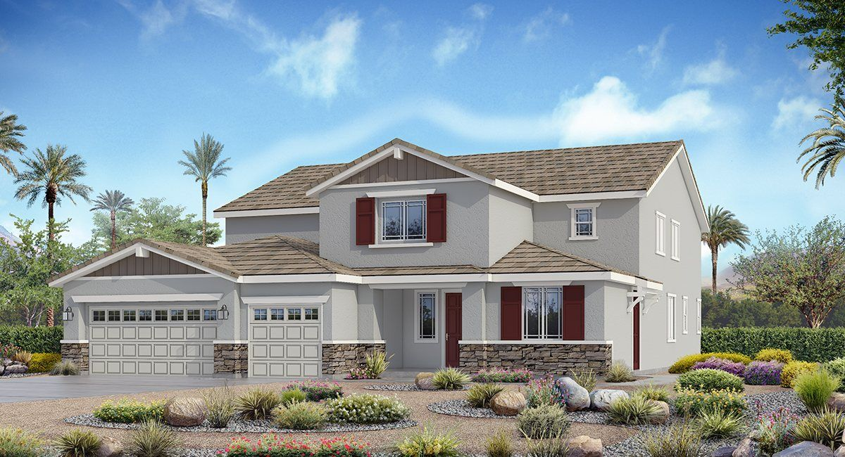 Single Family for Sale at Willow Ridge - 4121 Next Gen By Lennar 35574 Athena Court Winchester, California 92596 United States