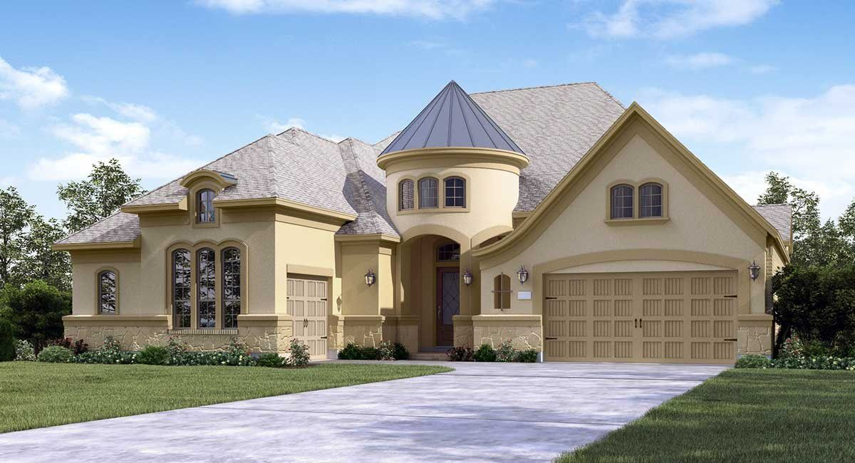 Single Family for Sale at Reserve At Clear Lake City: Kingston Collection - Chaffee 5711 Balcones Ridge Lane Houston, Texas 77059 United States