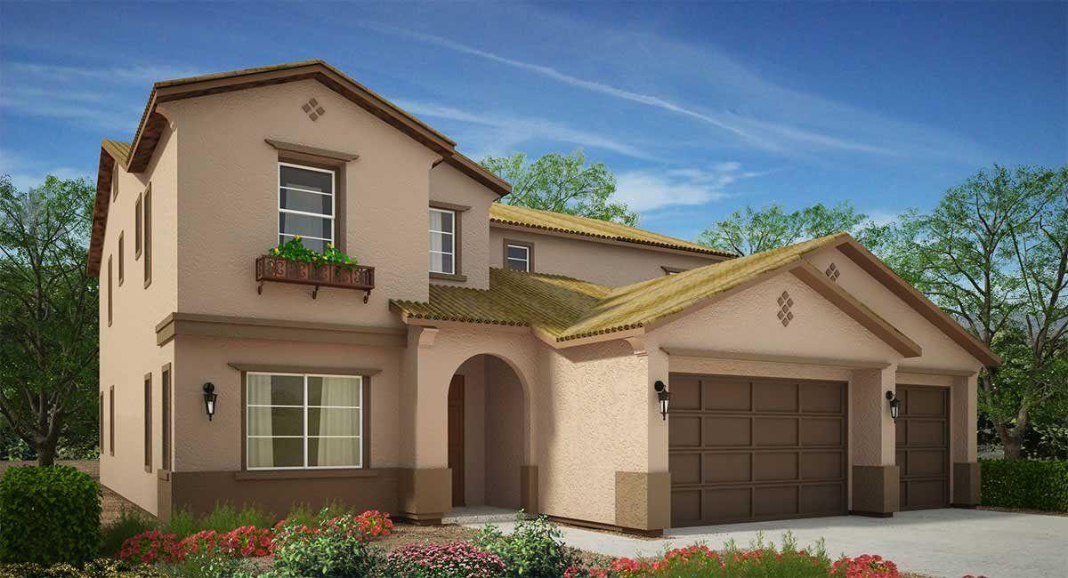 Single Family for Sale at Tuscany : Tivoli - Trebbiano 948 Olivia Pkwy Henderson, Nevada 89011 United States