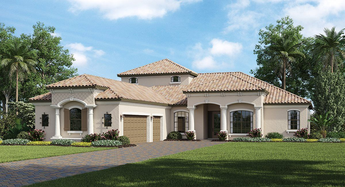 Single Family for Sale at The Napoli Grande 5633 Arnie Loop Lakewood Ranch, Florida 34211 United States