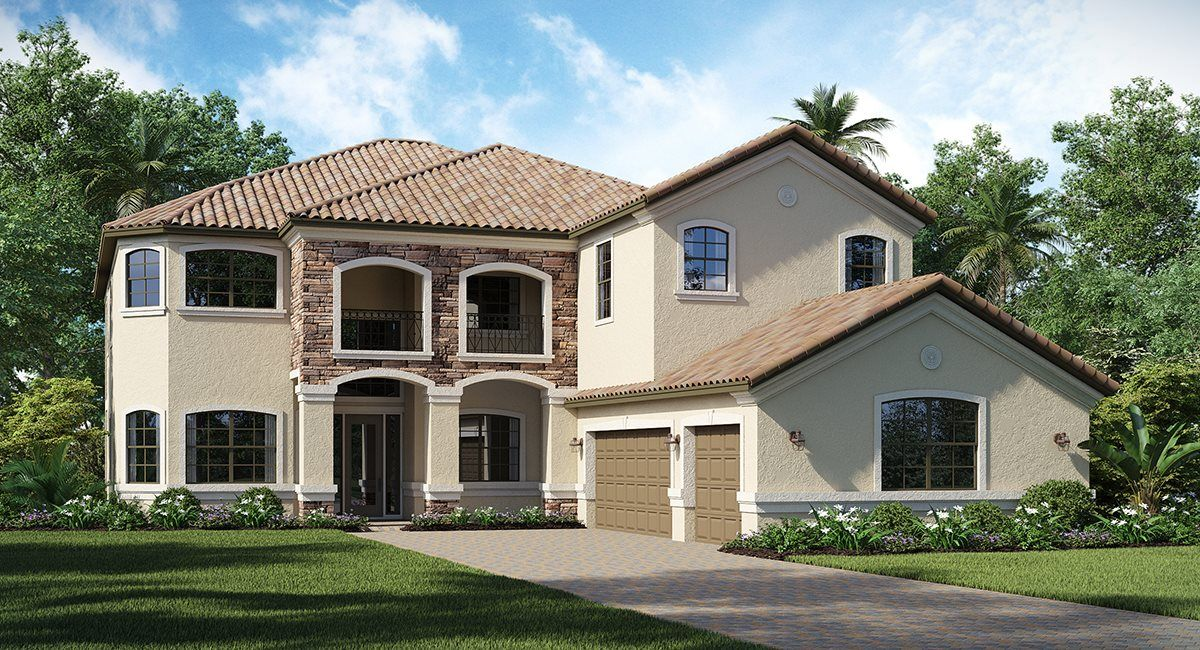 Single Family for Sale at The Chapel Hill 5531 Arnie Loop Lakewood Ranch, Florida 34211 United States