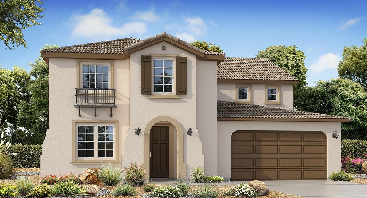 Single Family for Sale at Riverbend: Tranquility - Residence Four 6934 Cache Creek Way Mira Loma, California 91752 United States