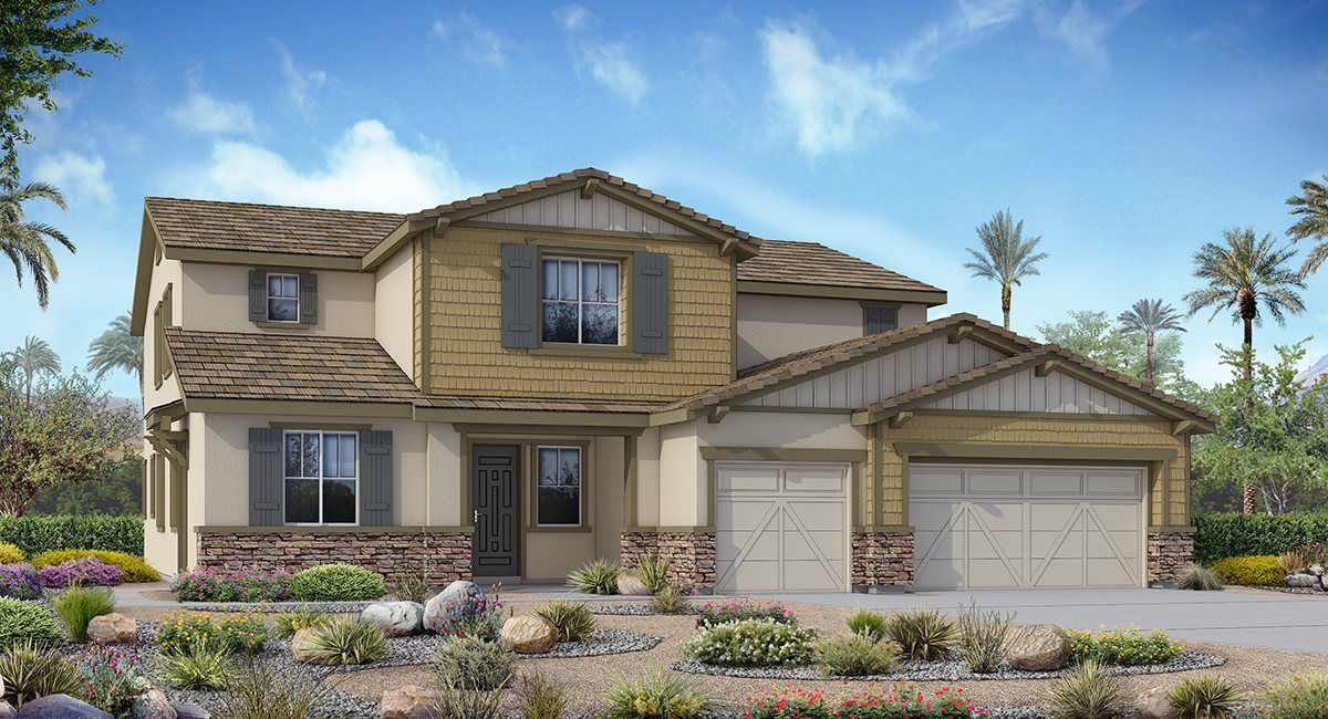 Single Family for Sale at Citrus Heights: Orchard - 4125 Next Gen By Lennar 13160 Cordial Circle Riverside, California 92503 United States