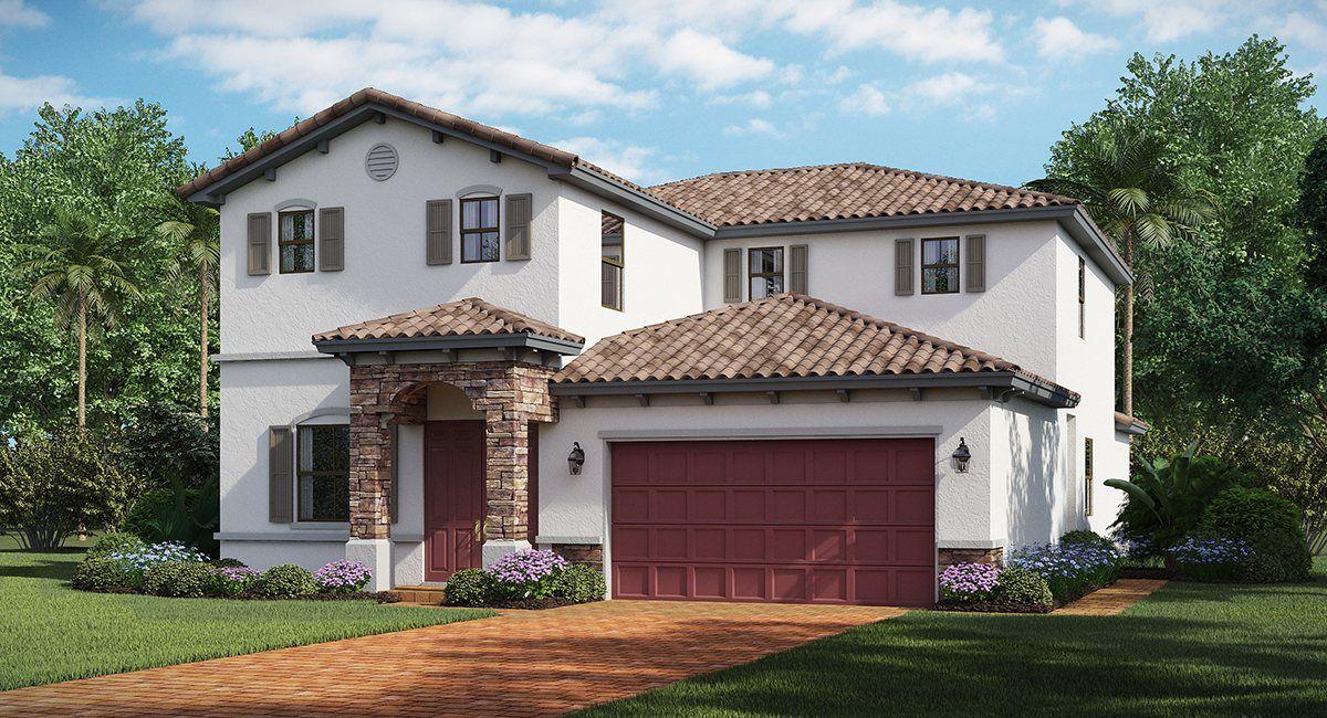 单亲家庭 为 销售 在 Artesa: Estates - Venezia 11760 Sw 248th St. Homestead, Florida 33032 United States