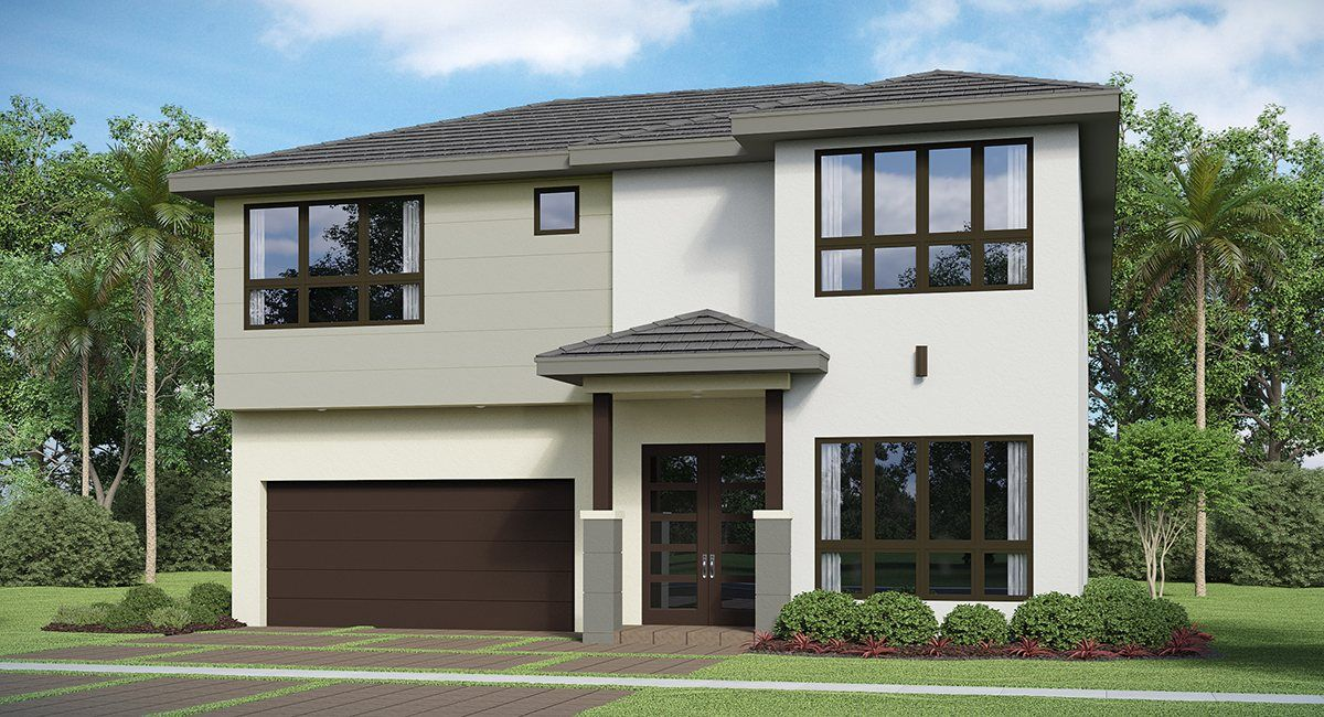 Admirable Serenity New Homes In Miami Fl By Lennar Download Free Architecture Designs Crovemadebymaigaardcom