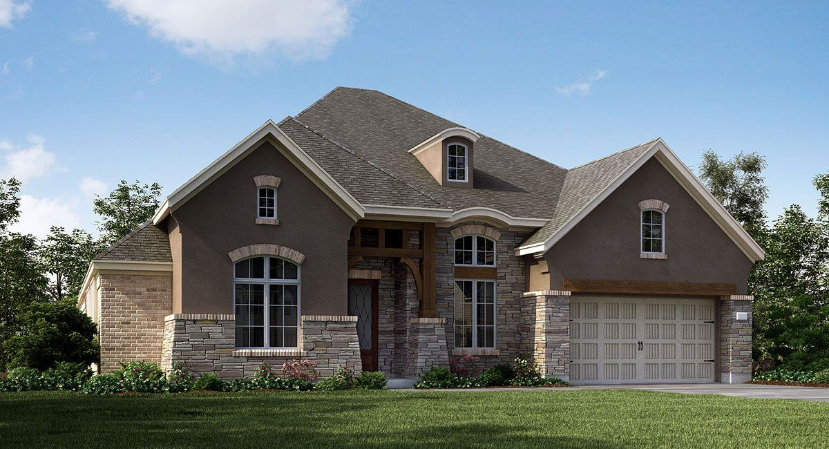 New Home Builders In Northpointe Tomball Tx