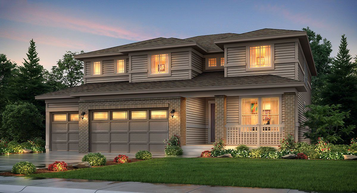 Single Family for Sale at Nottingham 8738 Larch Trail Parker, Colorado 80134 United States