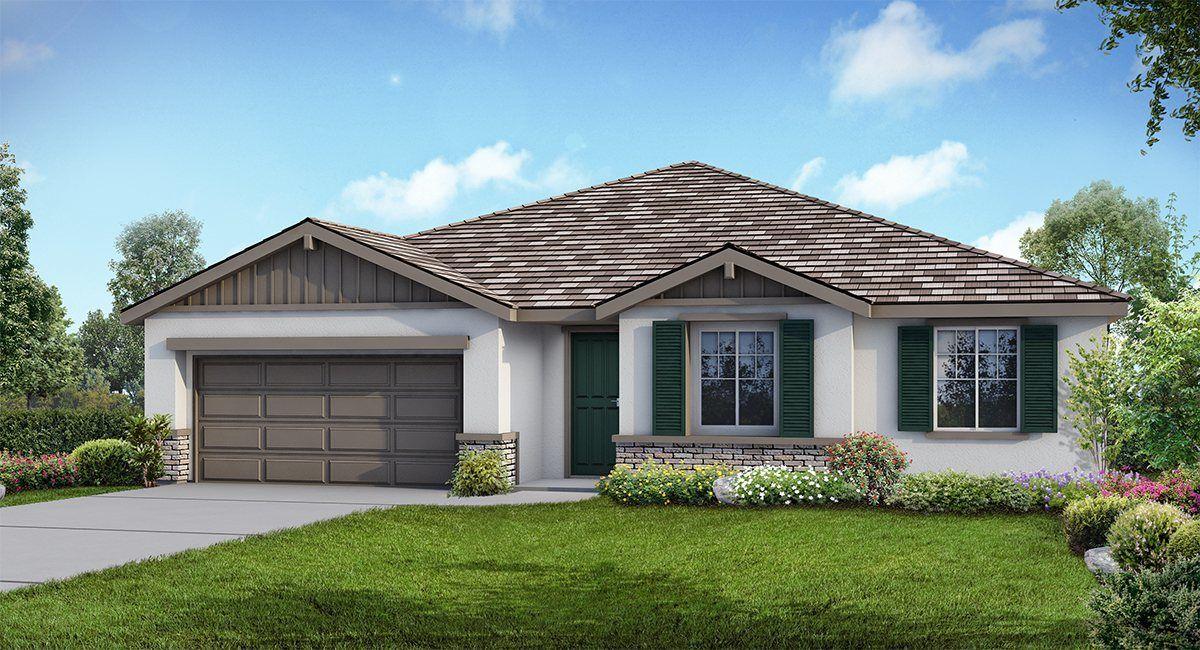 Single Family for Sale at Rosena Ranch : Chaparral - Residence 5 4095 Grand Fir Lane San Bernardino, California 92407 United States