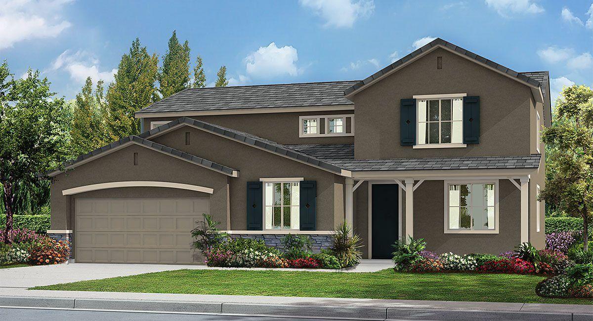 Single Family for Sale at Rosena Ranch : Chaparral - Residence 7 4095 Grand Fir Lane San Bernardino, California 92407 United States