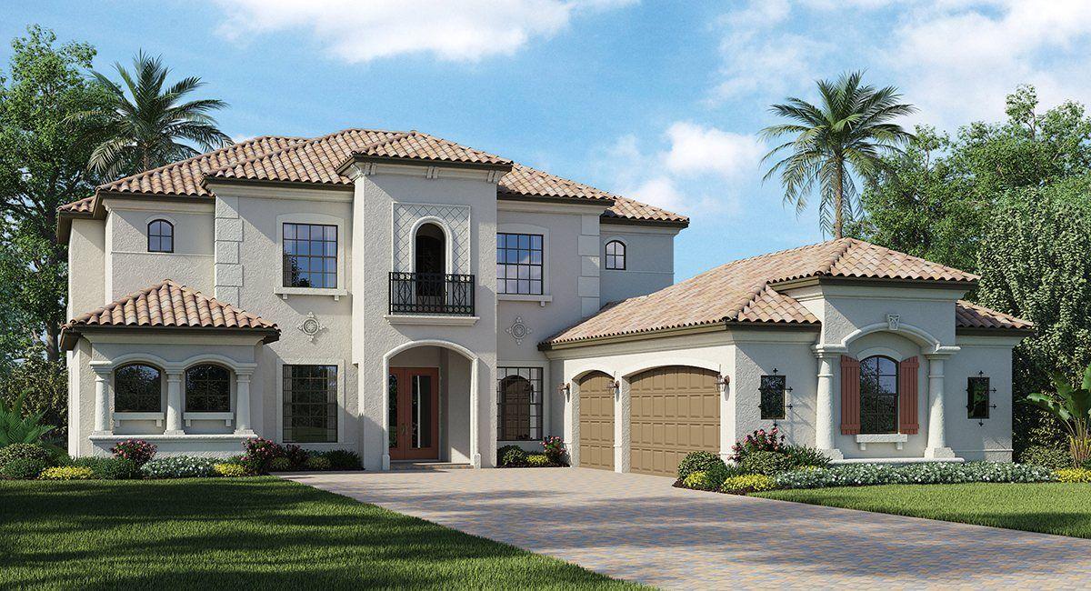 Single Family for Sale at River Strand: Estate Homes - Lantana 7133 Quiet Creek Way Bradenton, Florida 34212 United States