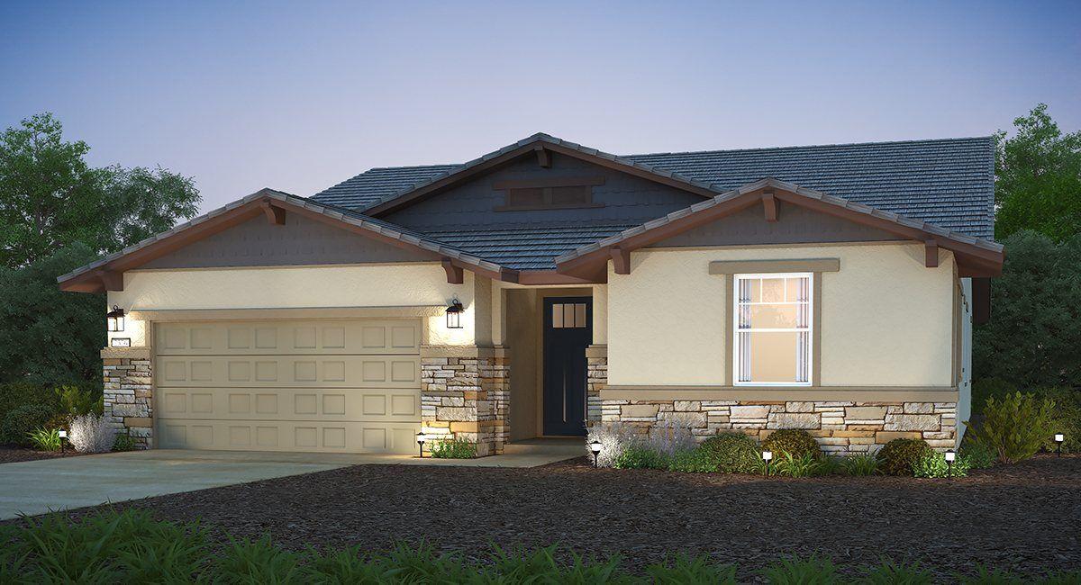 Single Family for Active at Heritage El Dorado Hills - Legends - The San Marcos - Plan 2576 4669 Golden Foothill Pky, St 101 El Dorado Hills, California 95762 United States