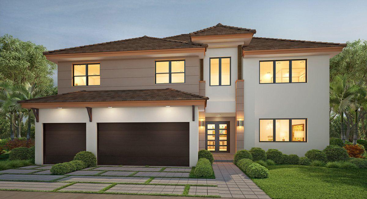 Single Family for Sale at Satori: Presidential Estate Collection - Shanti 16201 Nw 87th Court Miami Lakes, Florida 33018 United States