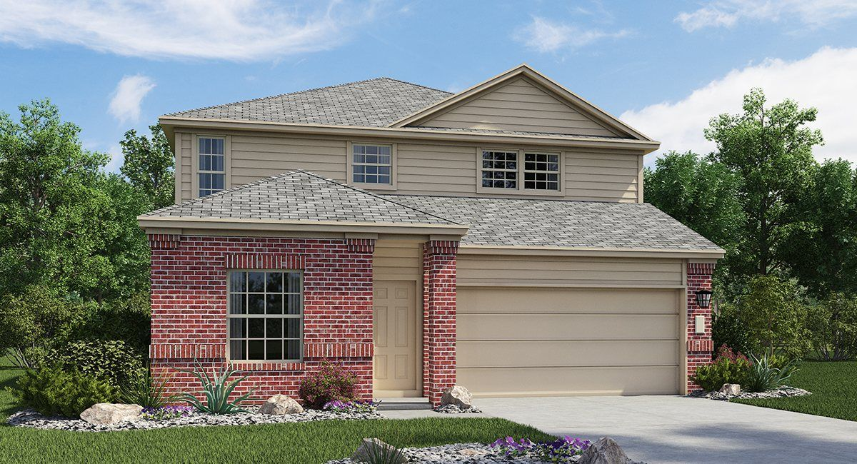 lennar colorado crossing barrington collection chantilly