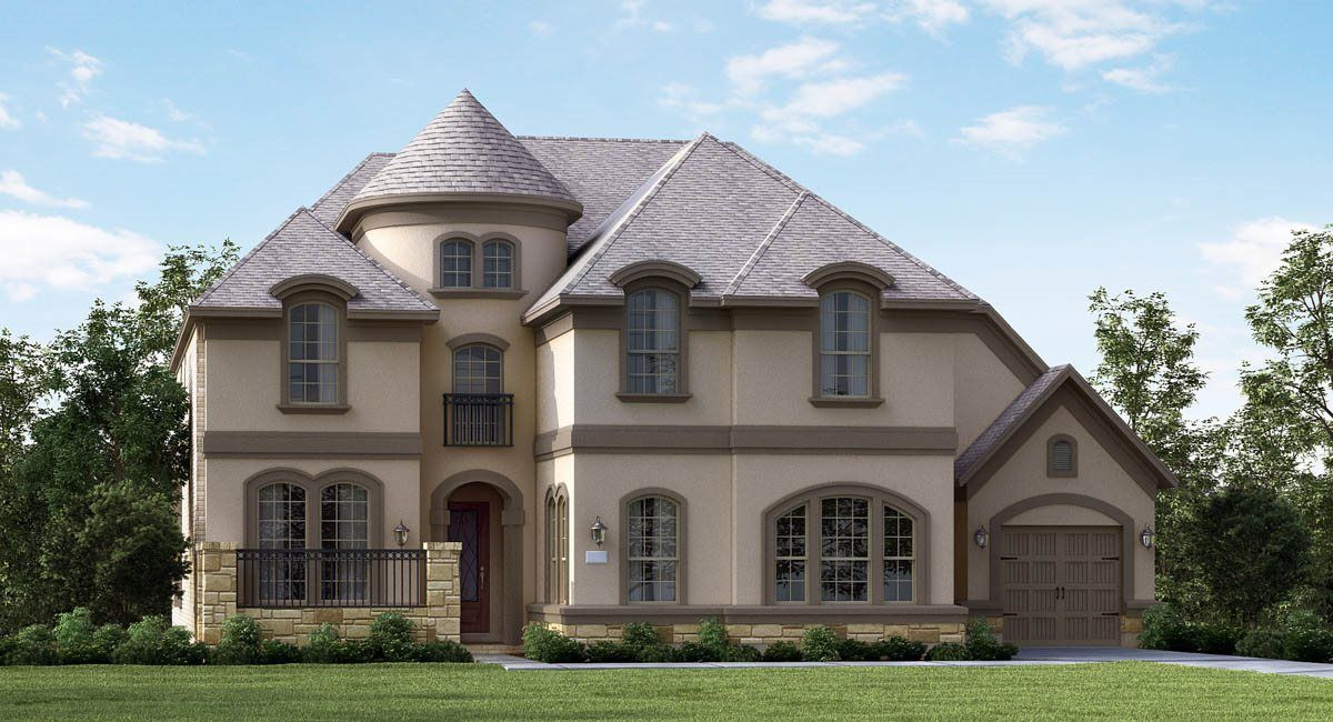 Single Family for Sale at Reserve At Clear Lake City: Kingston Collection - Tillman 5711 Balcones Ridge Lane Houston, Texas 77059 United States