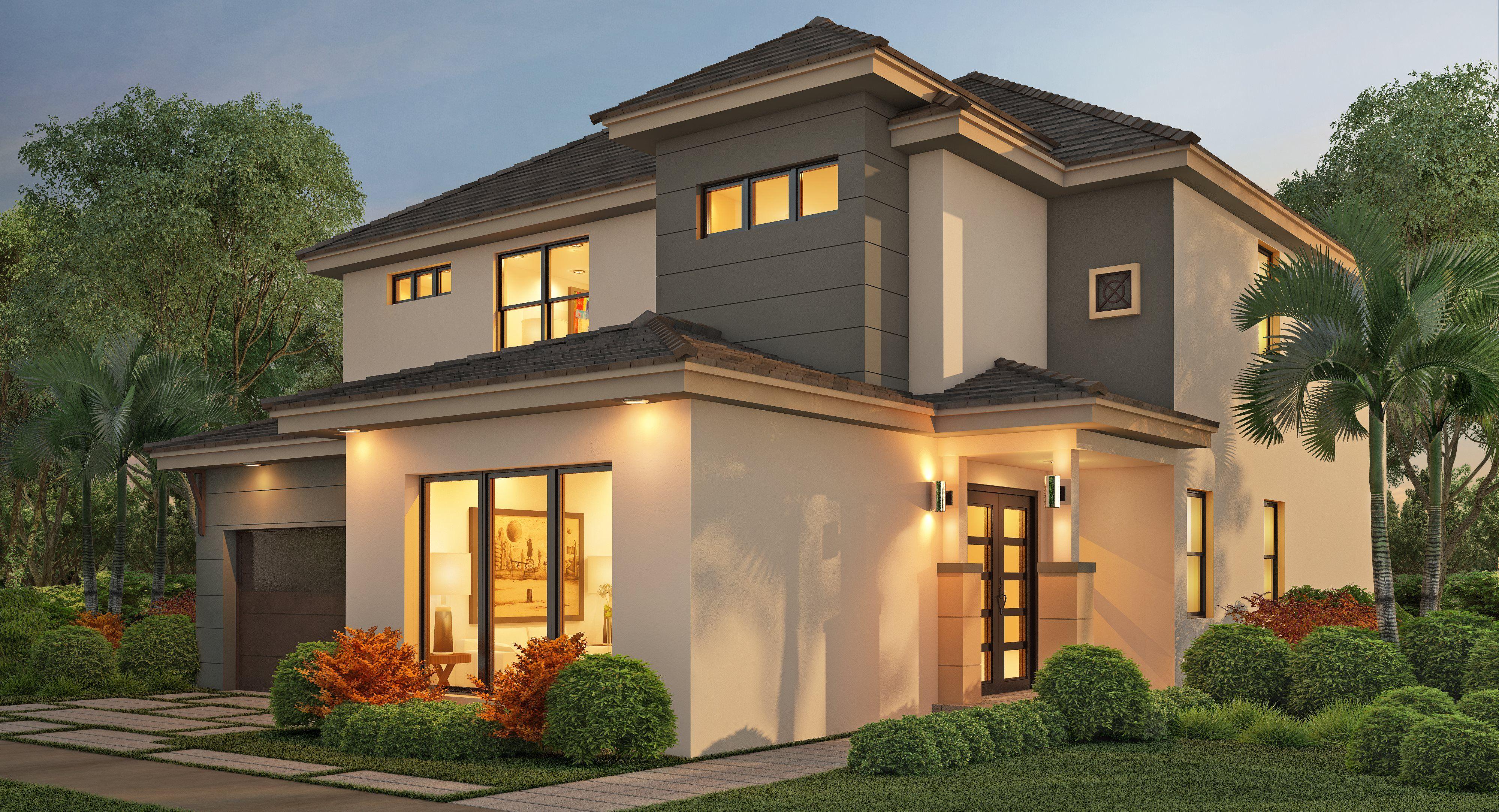 单亲家庭 为 销售 在 Satori: Executive Estates Collection - Tranquility 16201 Nw 87th Court Miami Lakes, Florida 33018 United States