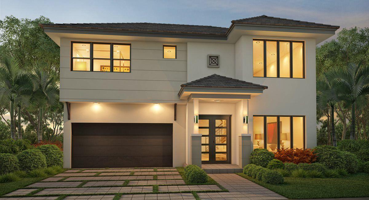 Single Family for Sale at Sanctuary 15455 Nw 88 Ct Miami Lakes, Florida 33018 United States