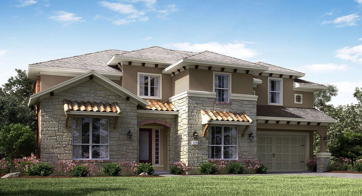Single Family for Sale at Reserve At Clear Lake City : Classic, Kingston And Wentworth - Chopin 5711 Balcones Ridge Lane Houston, Texas 77059 United States