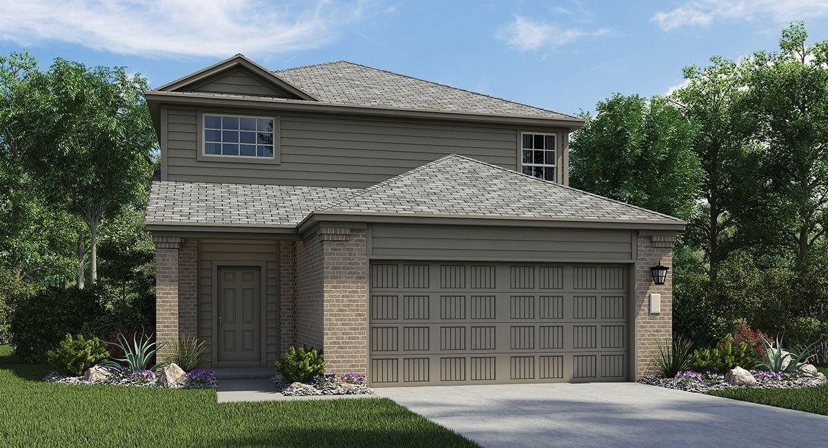 7214 Cozy Run San Antonio Tx New Home For Sale