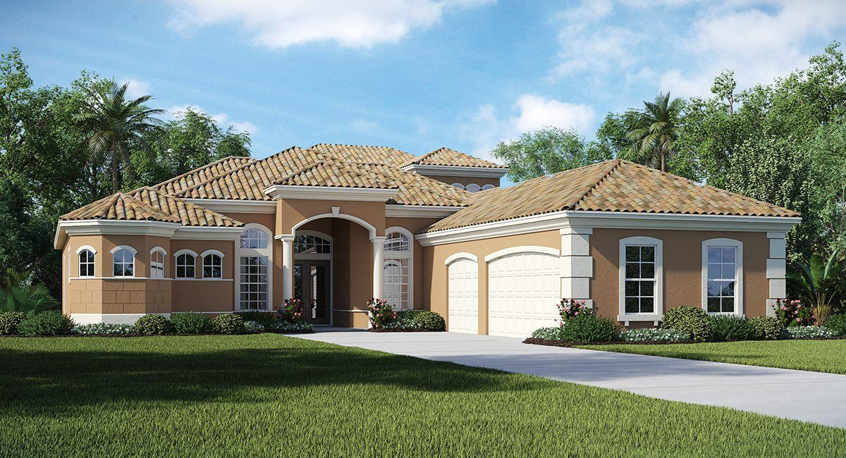 Single Family for Active at Palencia - Elite Collection - Santa Maria 45 Mitad Circle St. Augustine, Florida 32095 United States