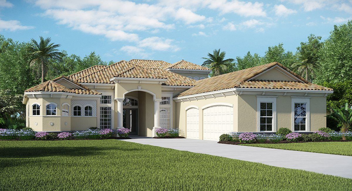 Palencia north elite collection new homes in saint for Garage santamaria saint maximin