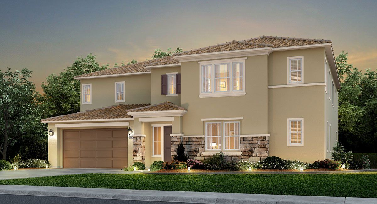 Single Family for Sale at The Monarch - Plan 4041 6337 Garland Way Roseville, California 95747 United States